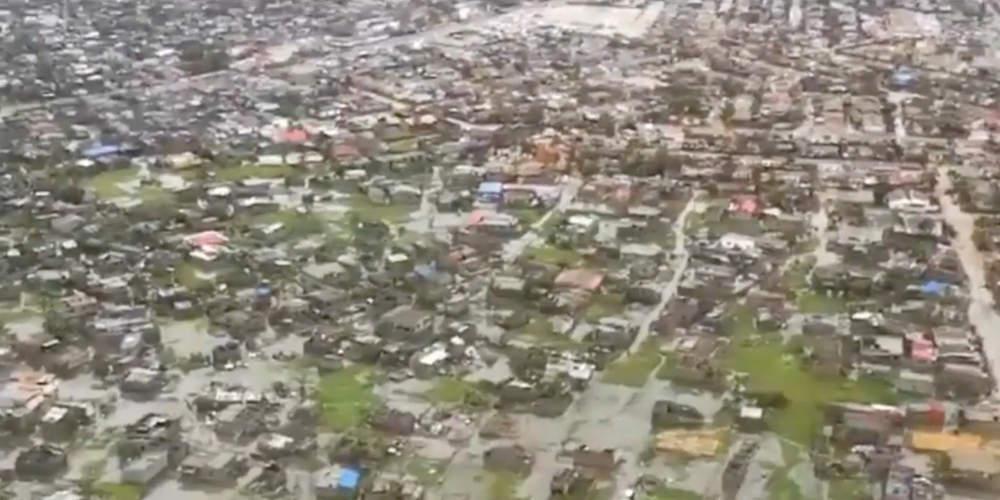 Ανείπωτη τραγωδία: Πάνω από χίλιοι νεκροί στη Μοζαμβίκη από κυκλώνα [βίντεο]