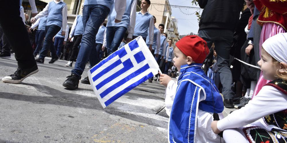 Θεοδωρικάκος: Εορτασμός 25ης Μαρτίου χωρίς παρελάσεις, αλλά με σημαίες παντού