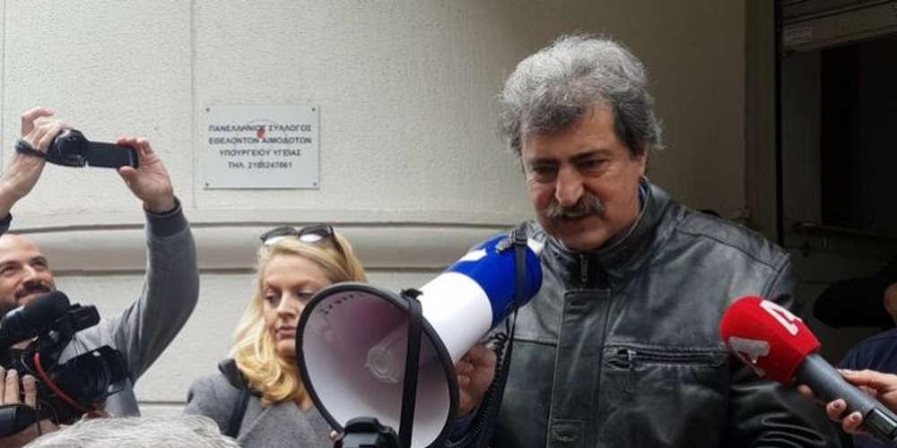 ΠΟΕΔΗΝ: Ρουσφέτι Πολάκη που παρέτεινε την θητεία 42 Διοικητών Νοσοκομείων