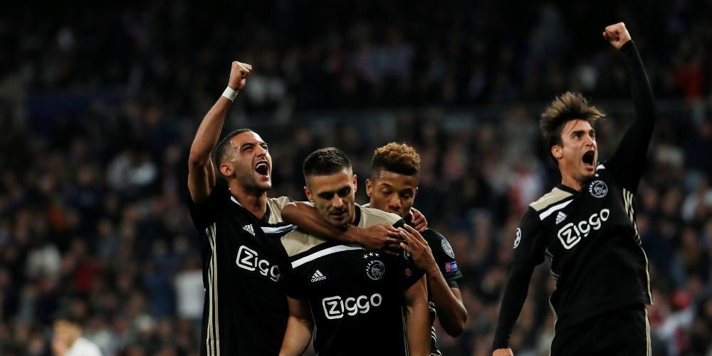 Champions League: Ο Αγιαξ τρελαίνει την Ευρώπη - 1-0 την Τότεναμ στο Λονδίνο