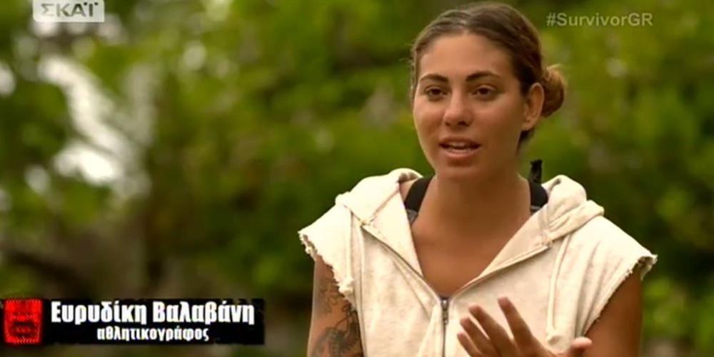 Ξαναμπαίνει στο Survivor η Βαλαβάνη; - Το αινιγματικό σχόλιο του Τανιμανίδη