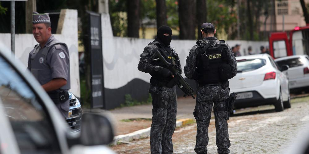 Βραζιλία: Άγρια δολοφονία δύο νεαρών επειδή έκλεψαν κρεατικά