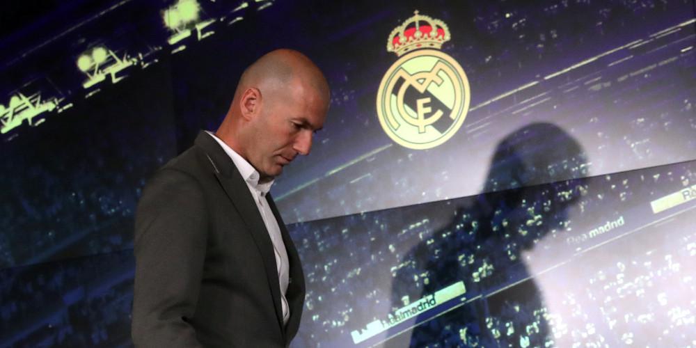Marca: Παίζει το «κεφάλι» του ο Ζιντάν κόντρας στη Γαλατάσαραϊ