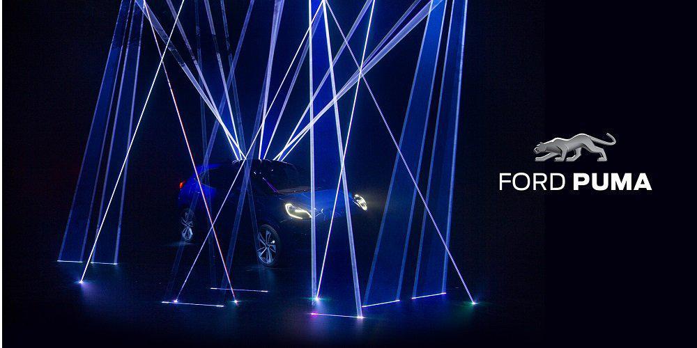 Η Ford αποκάλυψε την πρώτη φωτογραφία του νέου Puma Crossover