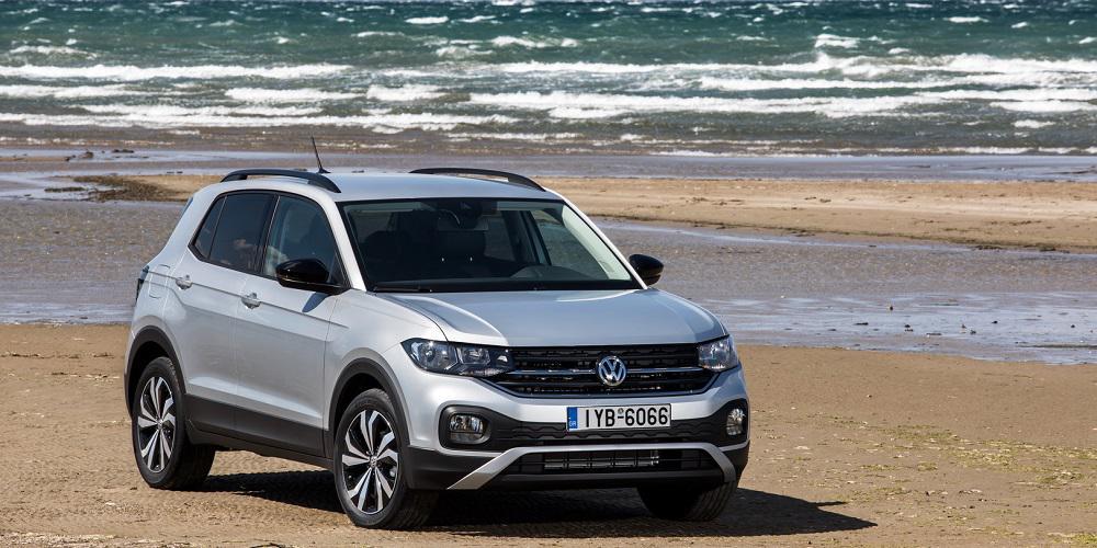 Ήρθε το νέο Volkswagen T-Cross