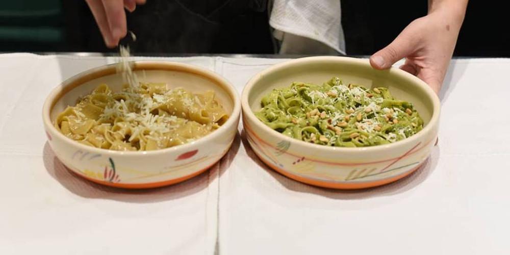 «ALEX the fresh pasta bar»: Τα ωραιότερα ζυμαρικά της πόλης