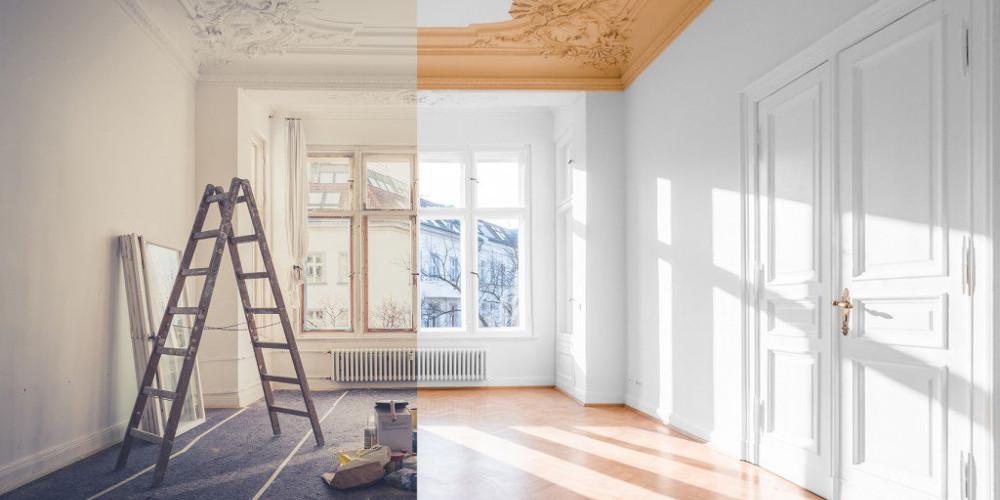 Ανακαίνιση σπιτιού πριν και μετά: Μοντέρνες ιδέες για κάθε χώρο!