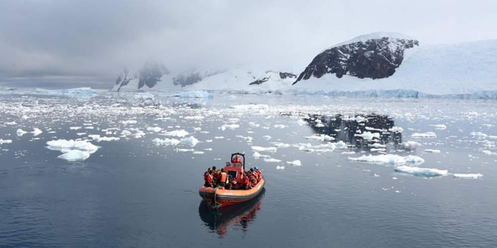Απίστευτο: Η Ανταρκτική μπορεί να γίνει πράσινη εξαιτίας της κλιματικής αλλαγής