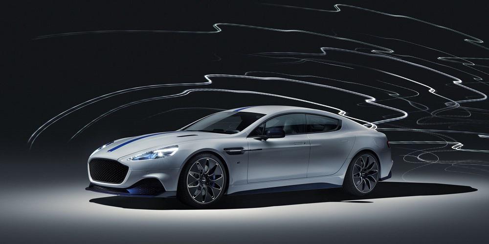 Η ηλεκτρική Aston Martin Rapide E σε περιορισμένη παραγωγή 155 αυτοκινήτων