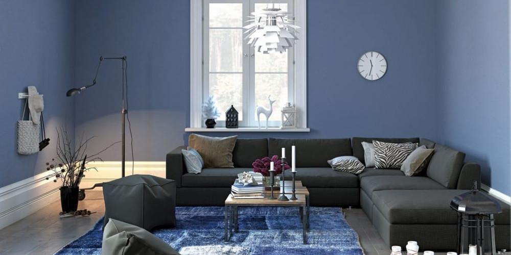 10 ονειρεμένες αποχρώσεις του μπλε για τους τοίχους του σπιτιού σου!