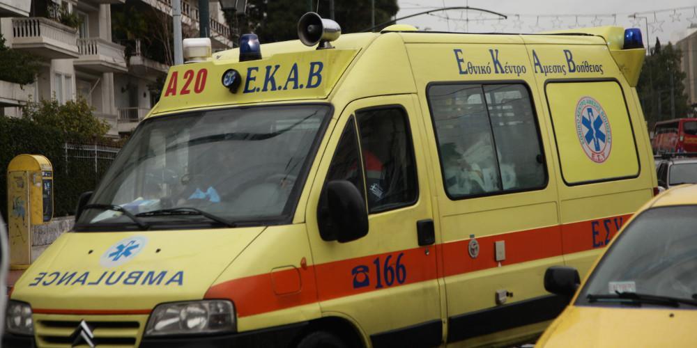 Σοκ στη Χαλκίδα: Μαχαίρωσε τον άνδρα της με ξίφος