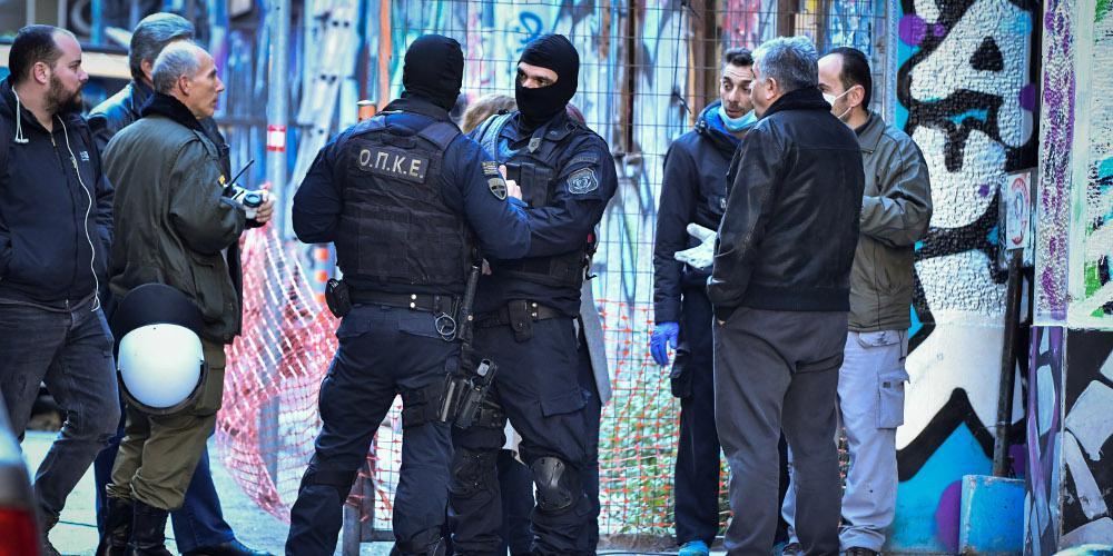 Δύο συλλήψεις στα Εξάρχεια για διακίνηση ναρκωτικών