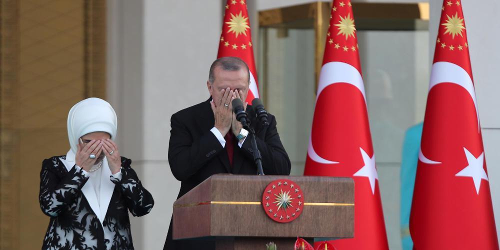 Ρετζέπ Ταγίπ Ερντογάν