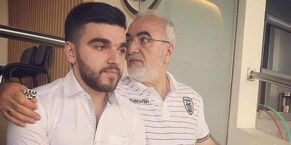 O Σαββίδης υποδέχθηκε την αποστολή του ΠΑΟΚ στο ΟΑΚΑ [βίντεο]