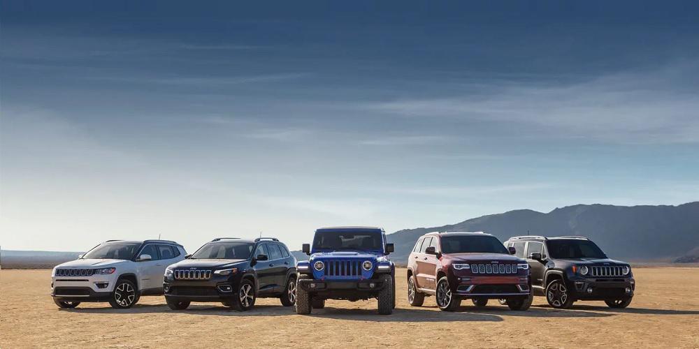Τεχνική υποστήριξη πελατών Jeep