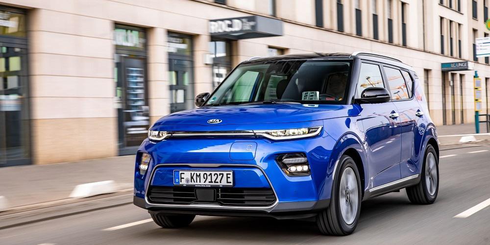 Οδηγήσαμε το νέο ηλεκτροκίνητο KIA e-Soul στην Γερμανία