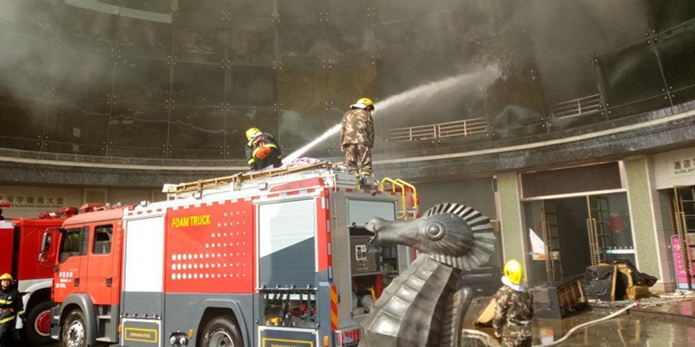 Στους 30 οι νεκροί από πυρκαγιά σε δύσβατη ορεινή περιοχή στην Κίνα