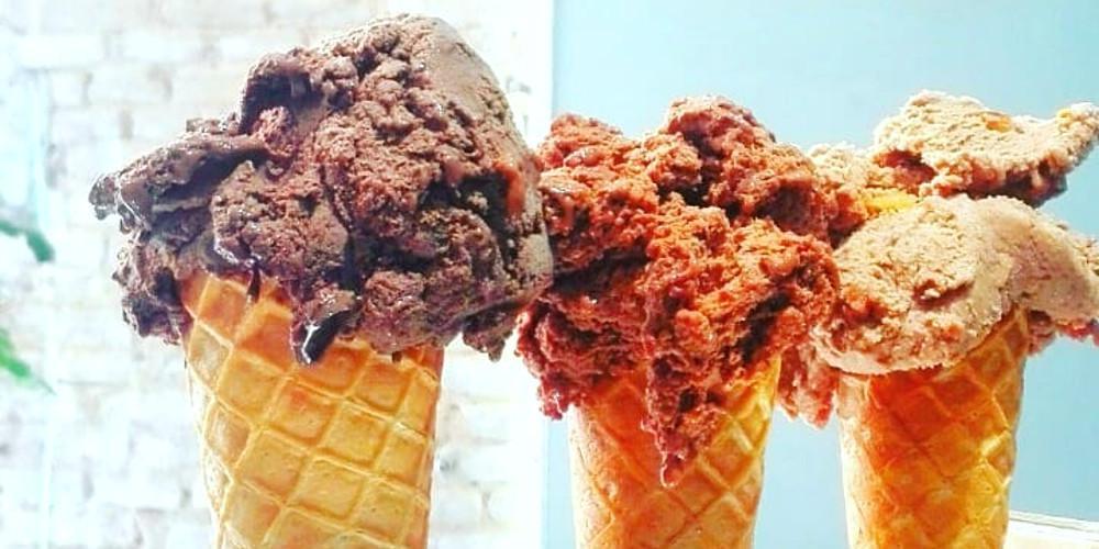 «Κόκκιον»: Το ωραιότερο παγωτό της Αθήνας θα το βρεις στο Μοναστηράκι