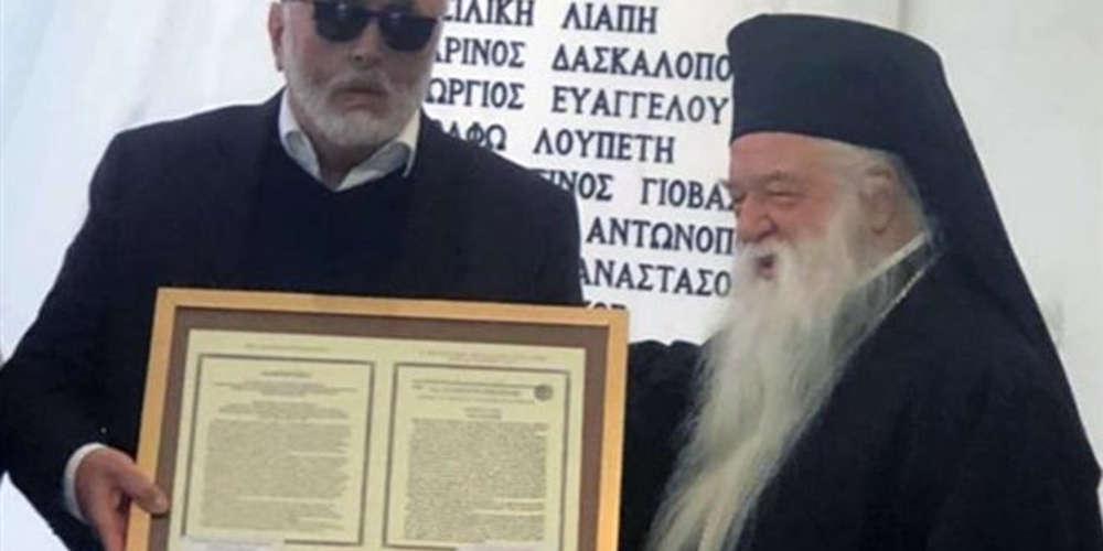 Εξάψαλμος ΣΥΡΙΖΑ σε Κουρουμπλή για τις «αγκαλιές» με τον Αμβρόσιο