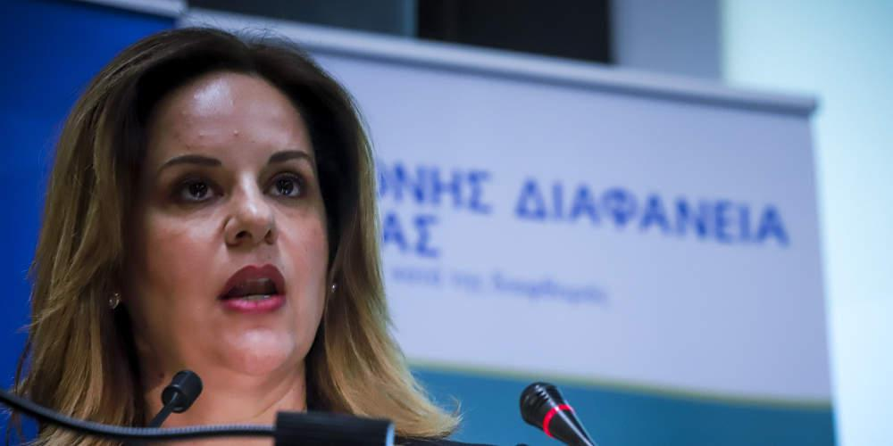 Νέες αποκαλύψεις για Ξεπαπαδέα: Γενική γραμματέας κατά της διαφθοράς και… δικηγόρος του Αρτεμίου