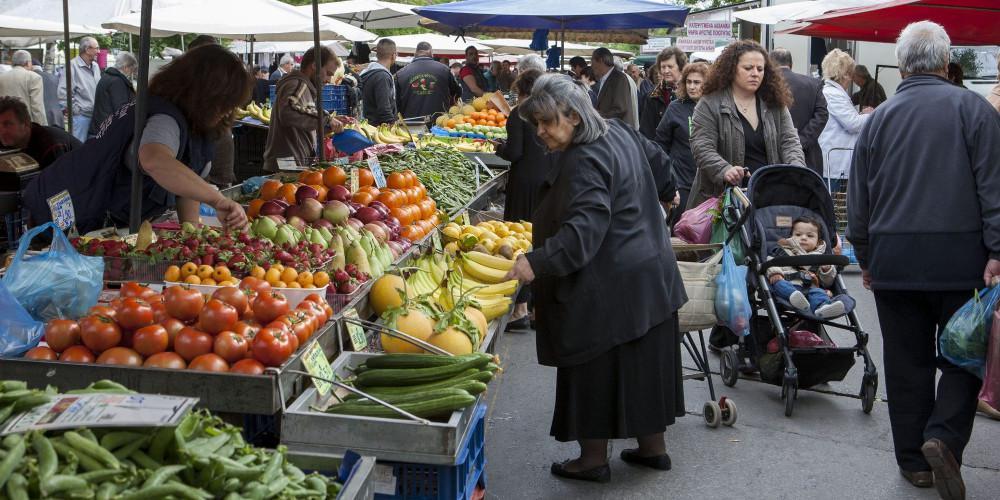 Ανεστάλη η λειτουργία τριών λαϊκών αγορών για 10 ημέρες