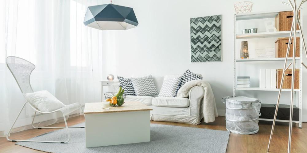 10 διαχρονικές ιδέες για να διακοσμήσεις το μικρό σαλόνι σου