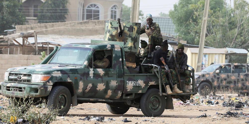 Αστυνομικός παρέσυρε με το αυτοκίνητό του και σκότωσε 8 παιδιά στην Νιγηρία