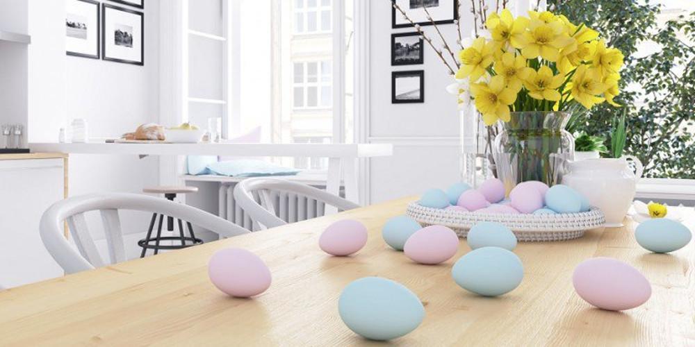 7 δημιουργικές ιδέες για την πασχαλινή διακόσμηση του σπιτιού σου