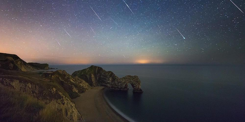 Υδροχοΐδες: Νέα βροχή αστέρων στον ελληνικό ουρανό