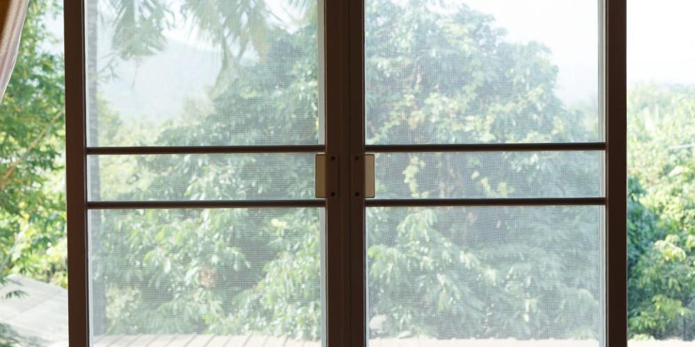 Τι σίτα να βάλω στα παράθυρα & τις πόρτες του σπιτιού μου;