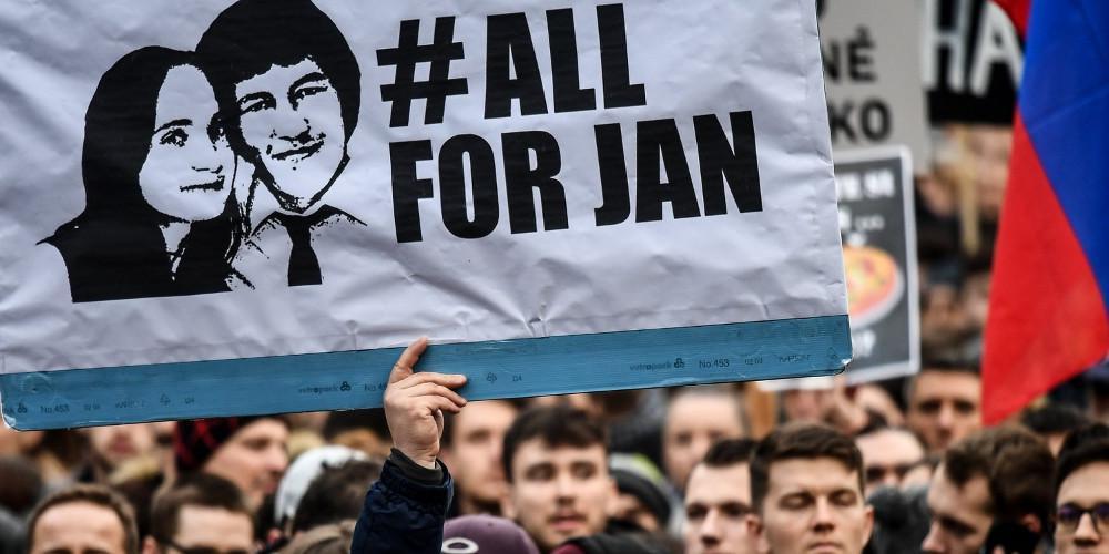 Δολοφονία Γιαν Κούτσιακ: Ένας πρώην στρατιώτης ομολόγησε τη δολοφονία του δημοσιογράφου