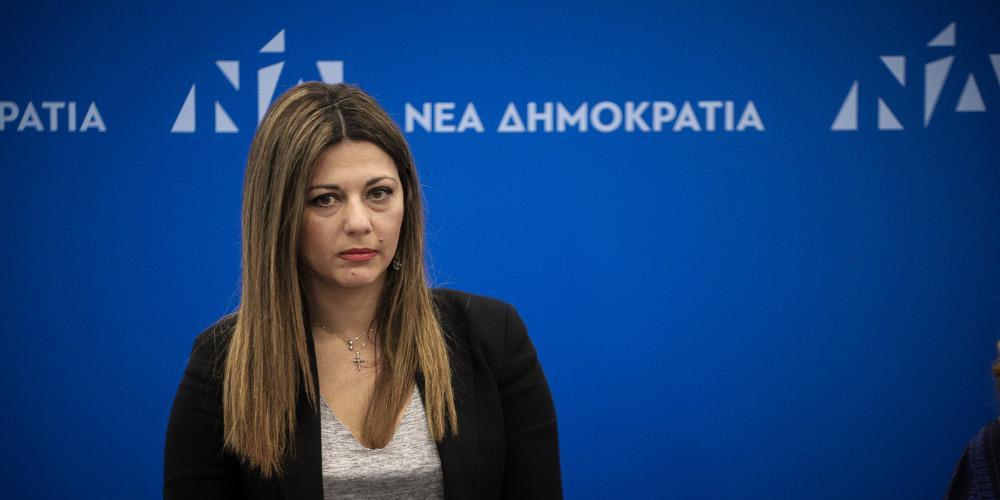 Ζαχαράκη: Η ΔΕΗ οδηγείται στην καταστροφή με απόλυτη ευθύνη ΣΥΡΙΖΑ [βίντεο]