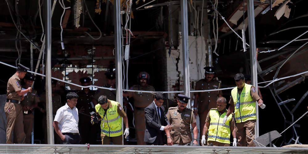 Οι Αμερικανοί προειδοποιούν: Οι τρομοκράτες μπορεί να επιτεθούν ξανά στην Σρι Λάνκα