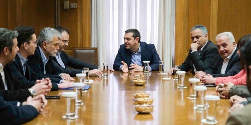 Τα έξι σημεία της Προγραμματικής Διακήρυξης ΣΥΡΙΖΑ - ΔΗΜΑΡ