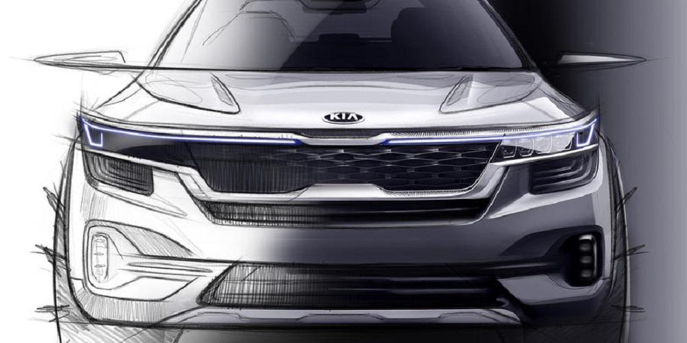 Σκίτσα της KIA με ένα νέο μικρό SUV για Millenials