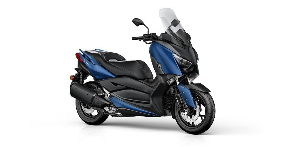 Yamaha XMAX300 με δώρο σχάρα/βαλίτσα 39 LT