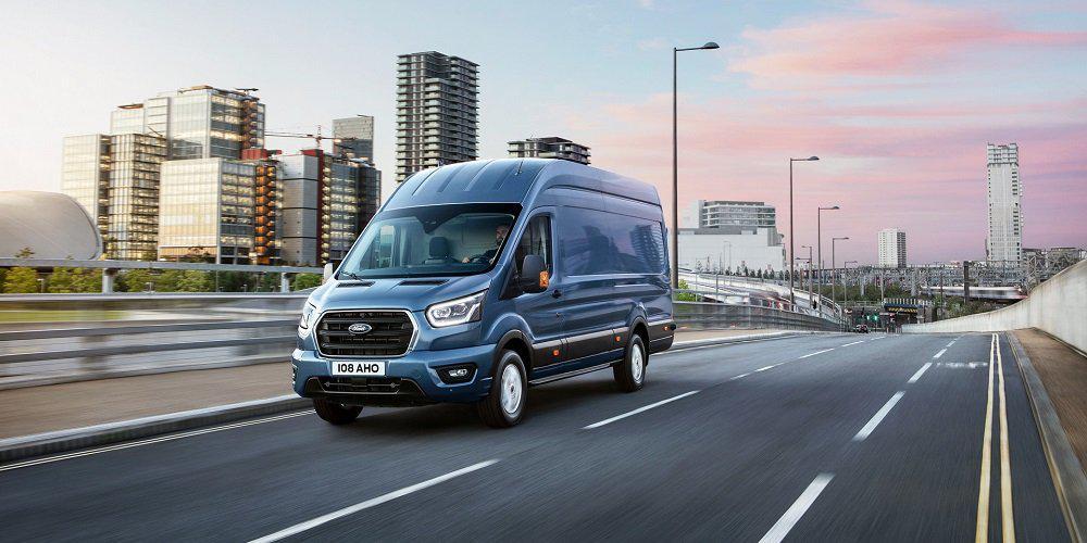 """Αεροδιαστημικές τεχνολογίες """"αδυνατίζουν"""" το νέο Ford Transit"""
