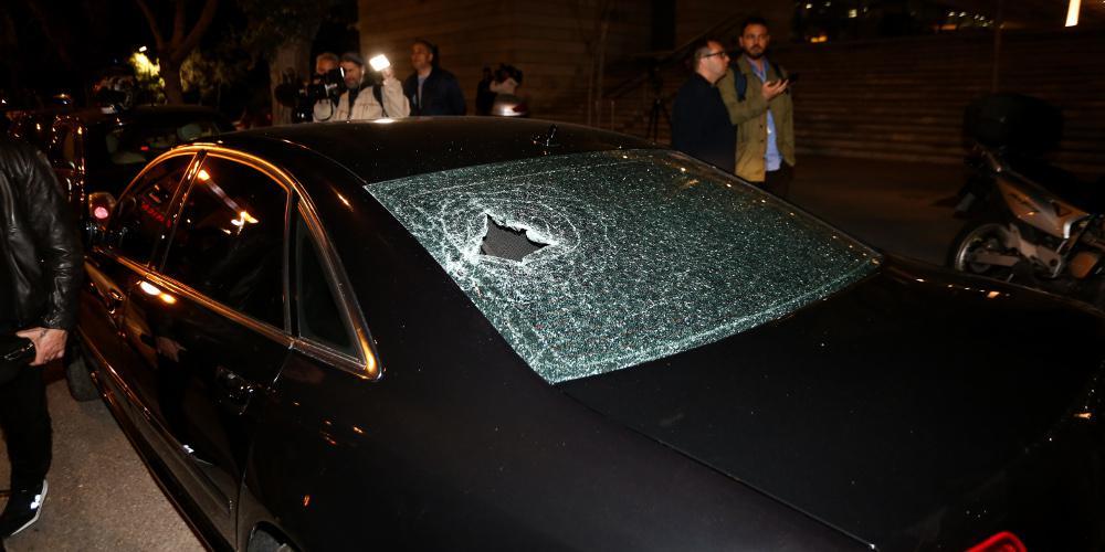 Ανάληψη ευθύνης για την επίθεση στην προεκλογική εκδήλωση της ΝΔ