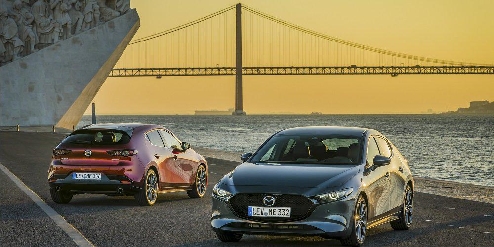 Ξεκινά η διάθεση των μοντέλων Mazda στην ελληνική αγορά