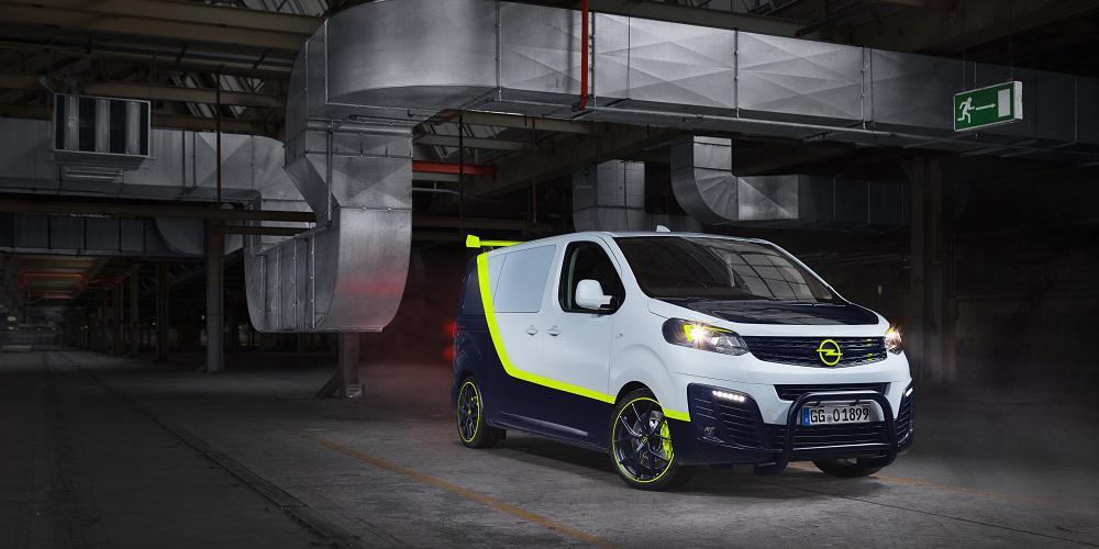 """Πρεμιέρα του Opel """"O-Team Zafira Life"""" στο Oschersleben"""