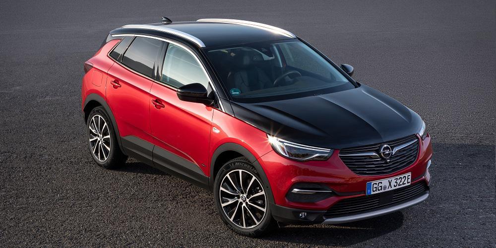 Το νέο Opel Grandland X All-Wheel Drive Plug-In Hybrid με 300 ίππους