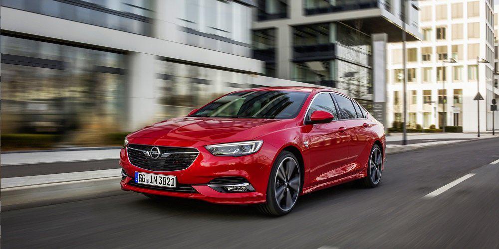 Βραβείο J.D. Power: Κορυφαία Σκορ για το Opel Insignia