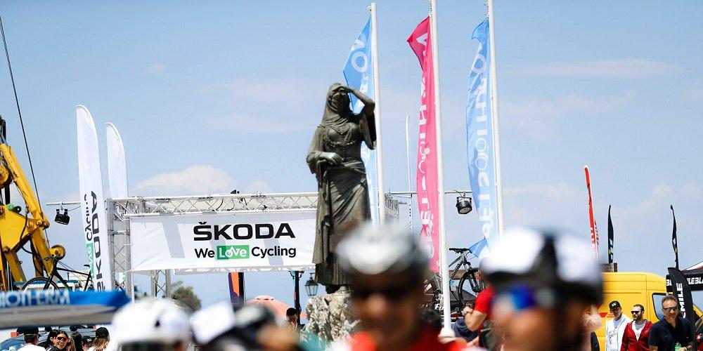 H παρουσία της Skoda στο Spetsathlon 2019