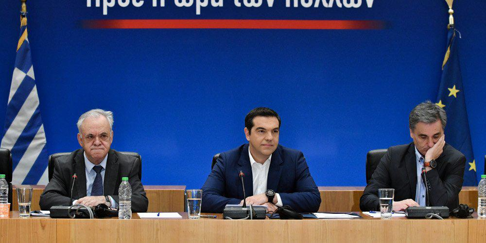 Handelsblatt: Τα προεκλογικά δώρα Τσίπρα φέρνουν κυρώσεις