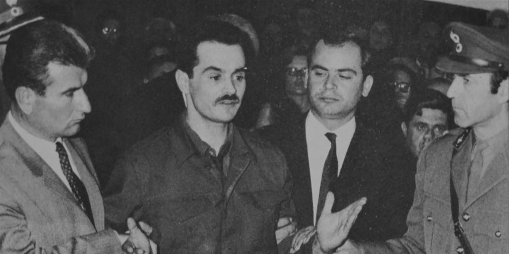 43 χρόνια από τον θάνατο του Αλέκου Παναγούλη