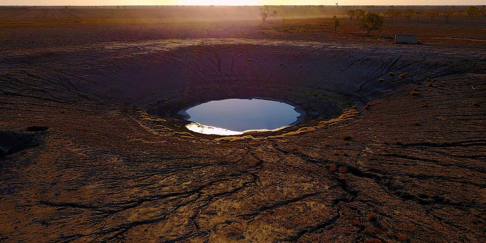 Εφιαλτικό σενάριο: Σε έναν χρόνο θα έχει εξαντληθεί το νερό στο Σίδνεϊ