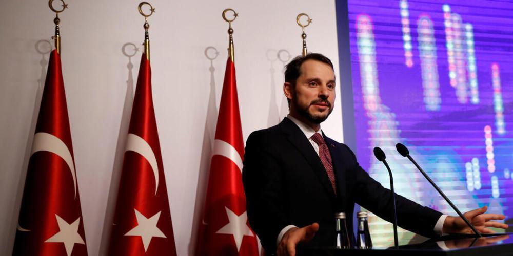 Ο γαμπρός του Ερντογάν απειλεί και με δεύτερο γεωτρύπανο στην Ανατολική Μεσόγειο