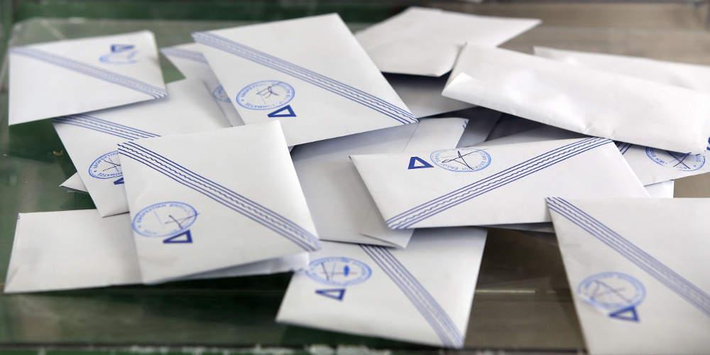 Τα τελικά αποτελέσματα της σταυροδοσίας στο Δήμο Θεσσαλονίκης
