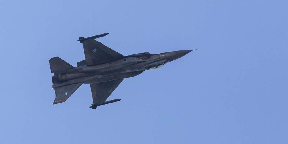 Η Πολεμική Αεροπορία αναχαίτισε 1.496 τουρκικά αεροσκάφη από τις αρχές του χρόνου [βίντεο]