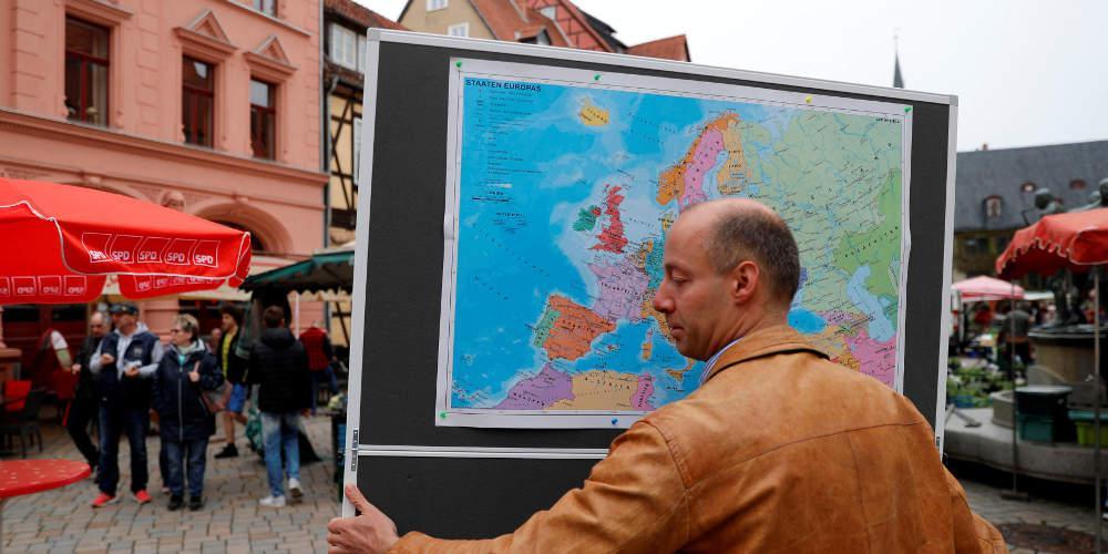 «Σάρωσε» η ΝΔ στους Έλληνες του εξωτερικού: Τα αποτελέσματα των Ευρωεκλογών